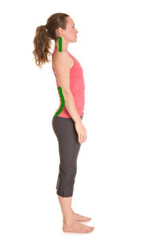 Posture Correct An Excessive Low Back Curve (hyperlordosis)
