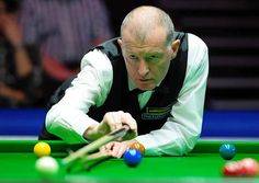 Steve Davis 'The Nugget' (Eng). 6-time World Champion (1981,83,84,87,88,89)