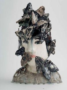 Klara Kristalova,  2009 Courtesy Galerie Perrotin