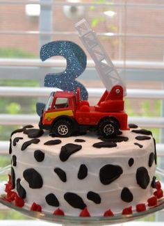Hostess with the Mostess® - Firetruck Birthday Party