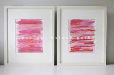 Pawleys Island Posh: pink art