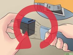 How to Fix an Old or Clogged Ink Cartridge the Cheap Way. If you've ever had a printer (not one of those super old ones) that hasn't been in use for a couple of months (or even a year or two!) that won't seem to print, the reason could be. Printer Ink Cartridges, Technology Hacks, Printer Driver, Black Ink Cartridge, Old Newspaper, Pc Computer, Saving Ideas, Cleaning Hacks, Projects To Try