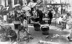 Street Market, circa 1930