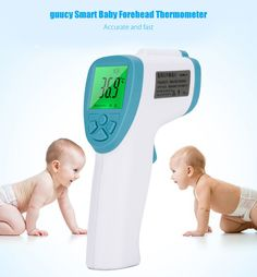 Smart Baby Infrared Forehead Thermometer Home Supply