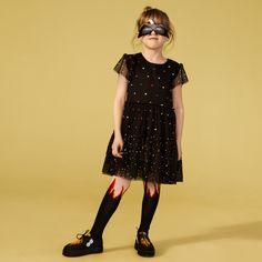 23ddb8f39 Kids -. Girls Black DressGirls DressesKids OnlineJersey SkirtStella  Mccartney ...