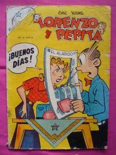 revistas de lorenzo y pepita - Buscar con Google