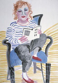 David Hockney (British, b1937)