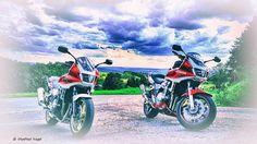 Honda CB1300 Super Bol d`or