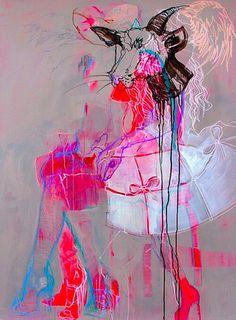"Anna Halarewicz- ""Fashion Victim"""