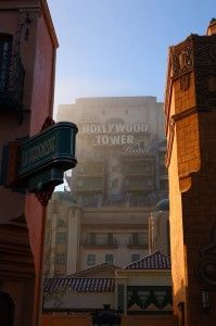 The Twilight Zone: Tower of Terror.