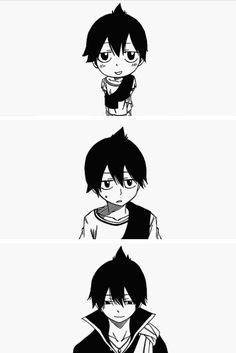 Zeref Dragneel.// I now offically can't hate him, thought he was really cool then annoying then terrible now there is nothing in my body that will allow me to hate him