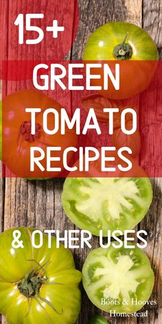 Plus more ideas on what to do with green tomatoes. Youll definitely want to save this list for all of these delicious green tomato recipes and ideas! Canning Green Tomatoes, Pickled Green Tomatoes, Pickled Onions, Green Tomato Recipes, Vegetable Recipes, Tomato Canning Recipes, Relish Recipes, Canning Tips, Chutney Recipes
