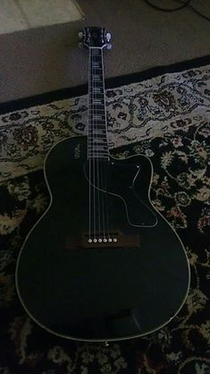 Gibson SST Chet Atkins acoustic/electric