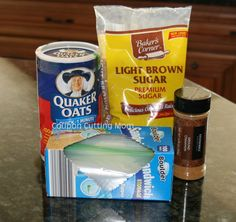 How To Make Your Own Instant Oatmeal Packs