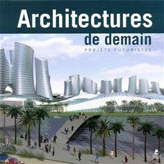 Ces projets architecturaux futuristes sont autant de réflexions sur les modes de vie des décennies à venir avec en toile de fonds les problématiques de l'écologie, de l'autonomie et de la surpopulation.  Cote: NA 1048 A75 2013