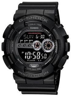 G-Shock 'Super Luminosity' Digital Watch 48mm #watches #womens