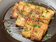 밥도둑 두부조림 만드는법♥맛있는 밑반찬 만들기