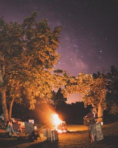 NashVille TN. Camping with friends