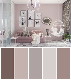 Good Living Room Colors, Living Room Color Schemes, Living Room Paint, Living Room Designs, Living Room Decor, Bedroom Decor, Living Rooms, Colour Schemes, Kitchen Living