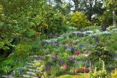El Blog de La Tabla: Un jardín y un libro. Chanticleer Garden