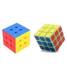Speed Stickerless & Radium Cube Magic Rubik Cube Combo Puzzle Toy With Adjustable Speed. Buy Combo Puzzle Cube Online on Snapdeal. Cube Toy, Cube Puzzle, Puzzle Toys, High Speed, Magic