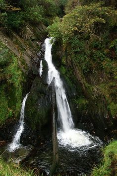 Devil's Bridge Falls    		Ceredigion Wales