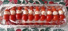 Christmas aperitif picks - My little recipes .frMy little recipes . Christmas Party Food, Christmas Brunch, Xmas Food, Christmas Appetizers, Christmas Cooking, Appetizers For Party, Christmas Pics, Recipe Fr, Recipe Pics