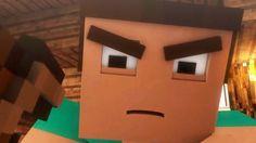 """Where My Diamonds Hide"" - A Minecraft Parody of Imagine Dragon's Demons..."