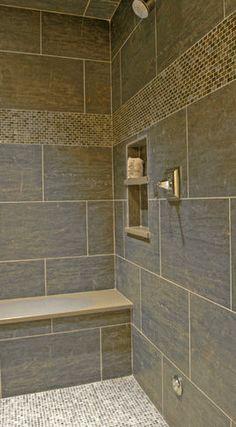 Image result for 12 x 24 tile pattern | Shower / Shower Enclosures ...