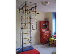 Minimal Space, Child's indoor gym.