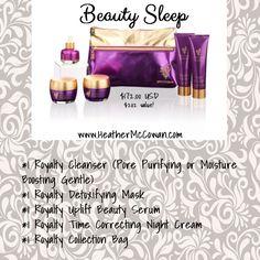 Beauty Sleep Collection <3  📲💻www.HeatherMcCowan.com 👉🏼Shop👉🏼Collections & Sets👉🏼Beauty Sleep