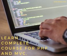 Learn Complete Course For PHP AND MVC.In this course we will go well ordered to manufacture a total custom MVC (Model View Controller) structure Called TraversyMVC utilizing object situated PHP. Web Development Tutorial, Programming Tutorial, Php, Web Design, Learning, Model, Design Web, Studying