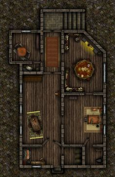f6b49531c8521a66a790f6b9427f6315--rpg-map-dungeon-maps.jpg (736×1137)