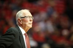 Great guy! I've had the pleasure of meeting him at the SDSU Aztec EOY banquet dinners.  Coach Steve Fisher of SDSU Aztecs Basketball.