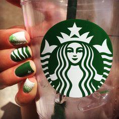 Nails by an OPI Addict: Starbucks Inspiration