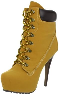 Womens Work Boots With High Heels 2