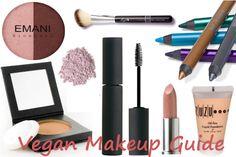 Vegan Makeup Guide