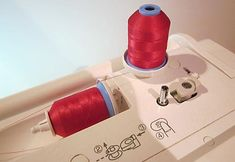 Sewing with a multiple Needle