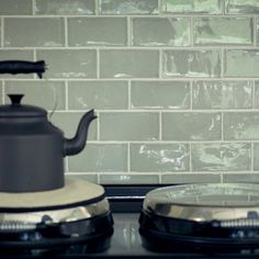 Fired earth kitchen tiles