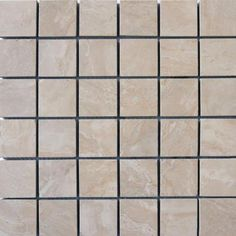 MS International Onyx Crystal 12 in. x 12 in. x 10 mm Porcelain Mesh-Mounted Mosaic Floor and Wall Tile-NONXCRY2X2P - The Home Depot