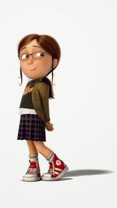 "Margo Gru from ""Despicable Me 2"""