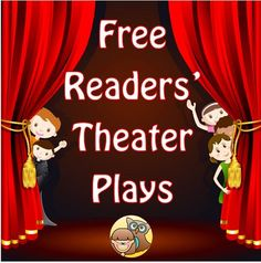 Blog post at Wise Owl Factory : Free Readers' Theater PDFs These free Readers' Theater printables and educational resources mostly open right here, and one is a link to [..]