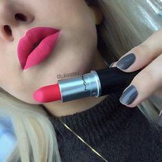 Lipstick dupes 319544536060660873 - 12 Most Popular MAC Lipsticks + Their Affordable Dupes Mac Lipstick Colors, Mac Lipstick Shades, Mac Lipstick Dupes, Lipstick For Fair Skin, Lipstick Art, Pink Lipsticks, Lip Colors, Lipstick Tricks, Most Popular Mac Lipsticks