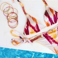 As seen on the gorgeous @kbprada Sweet Talker Bikini #LadyLux #LadyLuxSwimwear #ootd #fashion #travel #LiveLux #LuxLife #LuxBabes