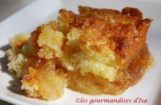 Les gourmandises d'Isa: POUDING CHOMEUR