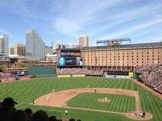 Home to the Baltimore Orioles
