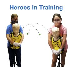 Everyone can practice LIVE abdominal thrusts!! Place the Anti Choking Trainer on a manikin, on yourself or practice on a partner. #TrainingMatters! Emergency First Aid, Acting, Training, Student, Live, Work Outs, Workouts, College Students, Education