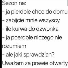 O nieeeee Milena O nieeeee Milena O nieeeee Milena - Sad Quotes, Motivational Quotes, Life Quotes, Cute Memes, Funny Memes, Polish Memes, Weekend Humor, Important Quotes, Happy Photos