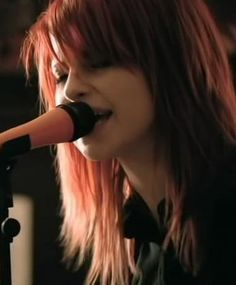 I will never be as cool as Hayley Williams.. Sigh