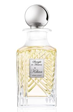 New Kilian 'L'Oeuvre Noire - Straight to Heaven, white cristal' Mini Fragrance Carafe fashion online. [$640]topshoppingonline top<<